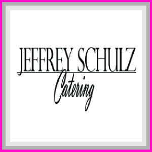 This is Jefffrey Schulz Catering sponsor logo square.