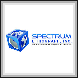 This is Spectrum Lithograph, Inc. sponsor square.