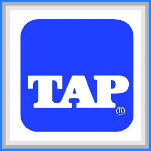 This is Tap Plastics Sponsor Square.