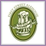 photo of First Street Alehouse logo. Version 2.