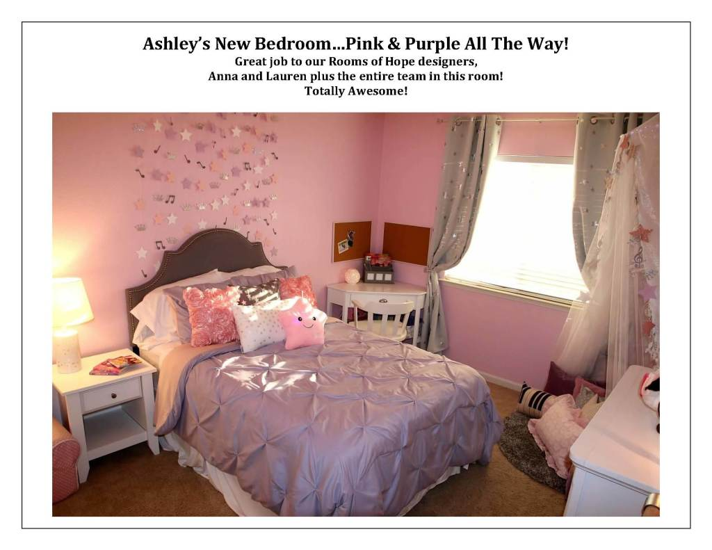 Thank you for your support of Ashley's Dream Room Makeover_Page_02