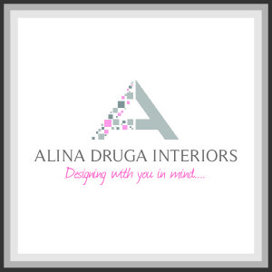 This is Alina Druga Interior sponsor square for our donor page.