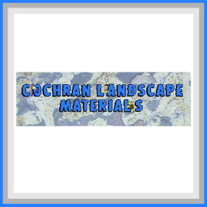 This is Cochran Landscape Materials sponsor logo square.