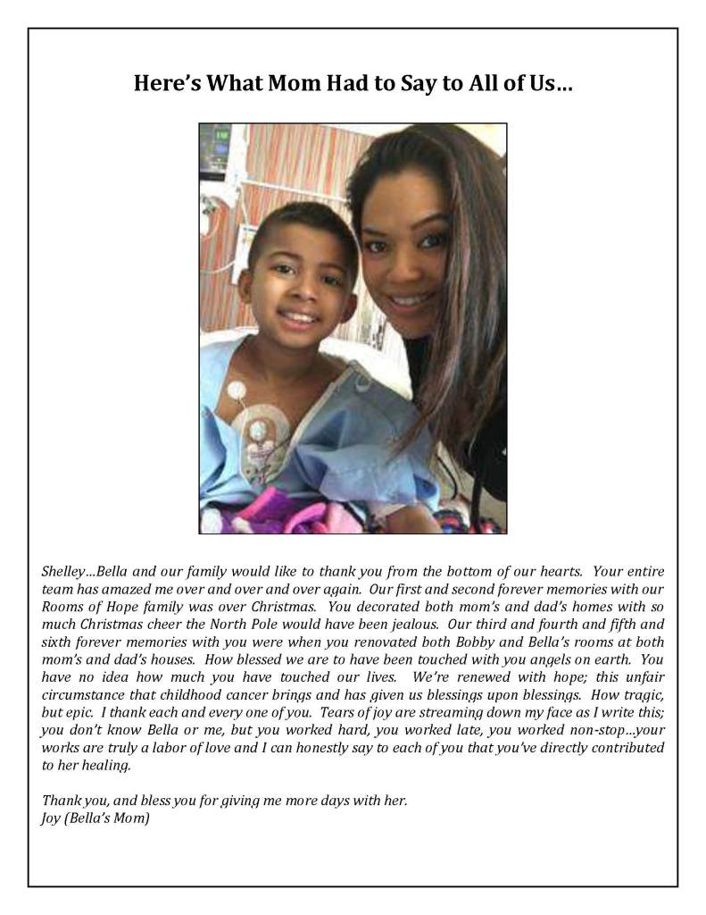Thank you for your support of Bella's Dream Room Makeover_Page_17