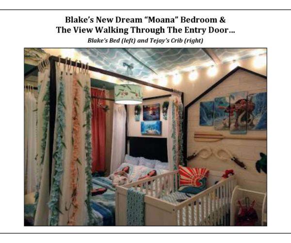 Blake S Room Revealed Rooms Of Hope