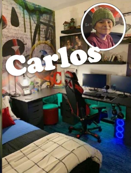 Carlos-revealed